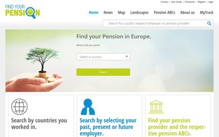 FindYourPension.eu